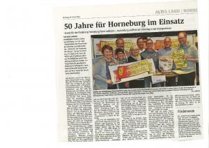 50 Jahre Förderverein Horneburg